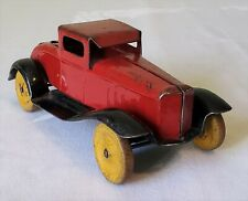 All Metal Products Wyandotte Toys FORD COUPE CAR w/RUMBLE SEAT 30's V RARE NICE