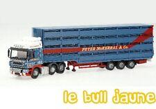 Camion  DAF CF Transporter Peter McKerral & Co, collector, CORGI CC13614 1/50°