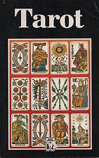 TAROT - Die Schicksalskarten der Zigeuner neu gedeutet - Erika Sauer BUCH