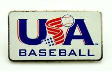 Pin Spilla USA Baseball