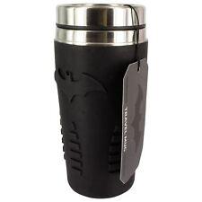 Official DC Comics Batman Travel Coffee Mug - Boxed Black Silver New