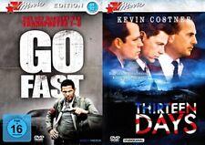 Go Fast / Thirteen Days mit Kevin Costner, Bruce Greenwood, Shawn Driscoll