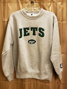 New York Jets Sweatshirt Youth Small 6-8