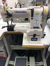 NEW 8B W&G CYLINDER ARM WALKING FOOT WITH UNISON FEED INDUSTRIAL SEWING MACHINE