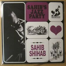 Sahib Shihab - Sahib's Jazz Party LP