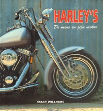 HARLEY'S (DE MENS EN ZIJN MOTOR) - Mark Williams
