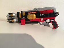 Power Rangers SPD Delta Enforcer/Pistola Blaster Con Luz, Sonido