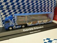 MAN TGS  BAYERN-LKW / Bayerische Schmankerl incl. Kennzeichen  Ansbach 930765