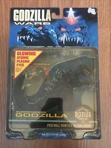 godzilla wars supercharged godzilla