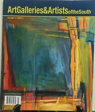 Art Galleries & Artists of the South Volume 13 Issue 3  FREE SHIPPING sb