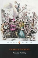 Nicholas Nickleby (Penguin Classics) by Dickens, Charles Paperback Book The