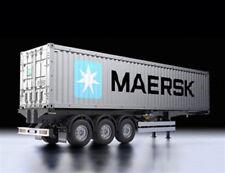 Tamiya 1/14 40ft Maersk Container Semi Trailer Kit TAM56326