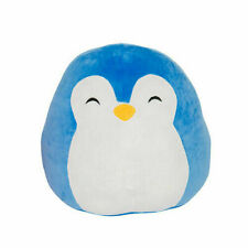 "Squishmallows Puff The Penguin 19cm Super Soft Plush Toy Ne Kellytoy 8"""