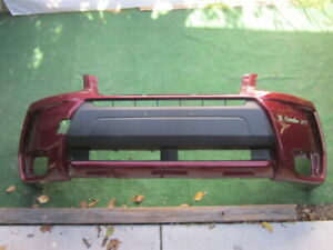 2014-2018 SUBARU FORESTER XT Front Bumper Cover OEM Maroon  57704SG021