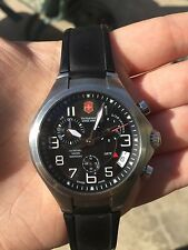 Mens Victorinox swiss army watch 100m 241330