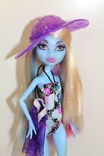 Monster High Abbey Bominable Skull Shores / Schädelküste Exclusive