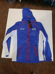 Chip Ganassi Chevrolet NTT Data Mens Circuit Wind Jacket NWT Small