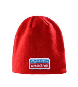 Troy Lee Designs Team GasGas Beanie - Red