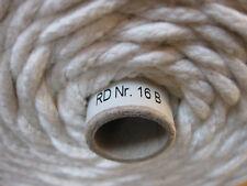 1kg Rolle Kerzen Docht (250m Spule) Runddocht Nr.16  NUR 24 Cent pro Meter