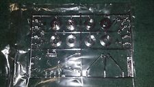 Yardley McLaren M23 Tamiya 1/12 Scale Kit #12017 Sprue F: Brakes & chrome parts