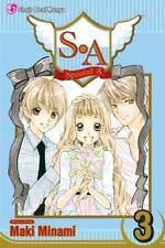 NEW - S.A (Special A), Vol. 3 by Maki Minami