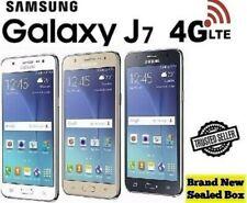 Samsung Galaxy J7 J700F BLACK 16GB DUAL-SIM Unlocked Smartphone 5.5 inch screen
