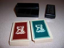 VINTAGE KEM PLASTIC PLAYING CARDS