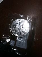 2021 American Eagle Silver Dollar Uncirculated