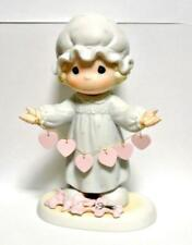 "Precious Moments 9"" You Have Ttouched So Many Hearts 523283 Le Large Enesco box"