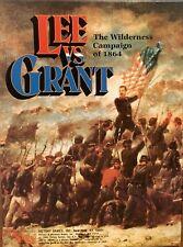 Lee vs Grant, Victory Games, 1988