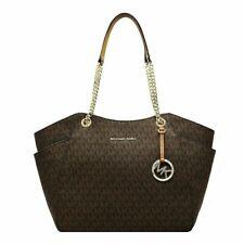 b5d50842 Bolsos y mochilas de mujer totes marrones Michael Kors   Compra ...