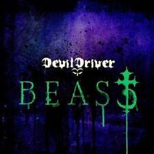 """DEVIL DRIVER """"BEAST"""" CD 12 TRACKS NEU"""