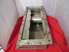 426 Hemi Or Big Block MOPAR Aluminum Side Kick Drag Race Oil Pan Good Used