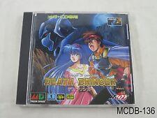 Death Bringer MegaCD Japanese Import Japan Sega CD Mega Drive US Seller B/Good