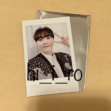 Seventeen An Ode HMV Polaroid Japan Trading Card - SEUNGKWAN