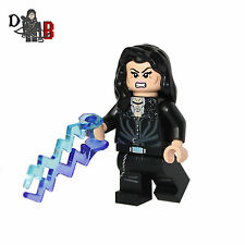 The Witcher 3 Yennefer Minifigure. Made using LEGO and custom parts.
