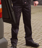 Dickies Redhawk Uniform Trousers Work Workwear Combat Cargo Super Men's Durable