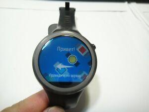 Motorola Moto 360 Sport 45mm Black Smart Watch