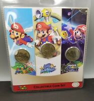 Nintendo Switch Super Mario All Stars Best Buy Exclusive Coin Set Commemorative