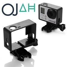 GoPro Frame Border Mount Accessories Kit Camera Housing Case 3 4 Protectector