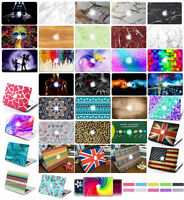 """For 2015 Apple Macbook Air 11"""" 13"""" Pro 13 inch BOHO hard Case Keyboard Cover"""