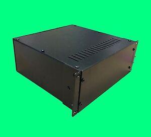 13-08083B Steel Half-Width 2U Chassis Rack Mount computer ITX audio DIY projects