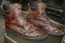 DANNER 24100 GORE-TEX LEATHER WORK BOOTS 12 D