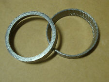 SET OF 2 TAPERED EXHAUST GASKETS 1992-UP TC EVO BIG DOG HARLEY IRONHORSE