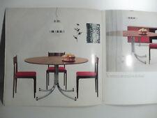 Techniform. Mobili internazionali. Serie mobili pranzo, Sergio Mazza