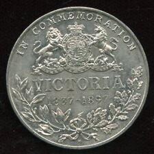 1837 - 1897 Queen Victoria Commemorative Medallion