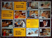 Schlüsselloch-Report, 16 Aushangbilder + Texttafeln / Lobbycards, Talamonti, OVP