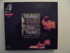 Ivan Fischer « Gustav Mahler Symfonie n° 2 in c minor , Resurrection (1894) »2CD