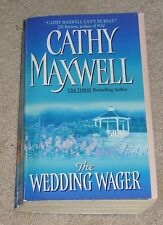 THE WEDDING WAGER by Cathy Maxwell (2001, Paperback) - SAVE Combine Shipping