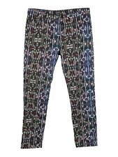 Isabel Marant graphic print skinny jeans
